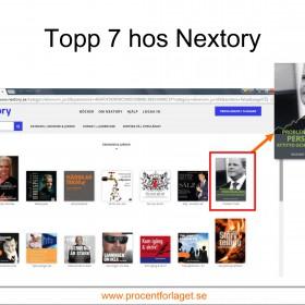 Topp 7 hos Nextory